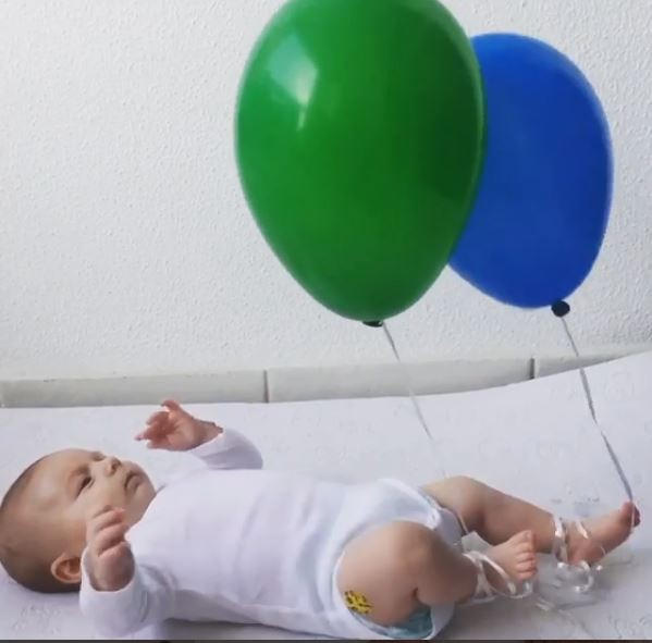 3 atividades para estimular os bebês até 3 meses, desenvolvimento infantil