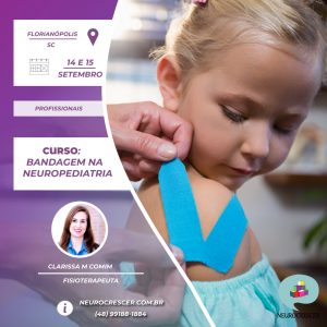 Banner curso Bandagem com Clarissa Comim