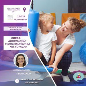 Curso de abordagem fisioterapêutica do autismo