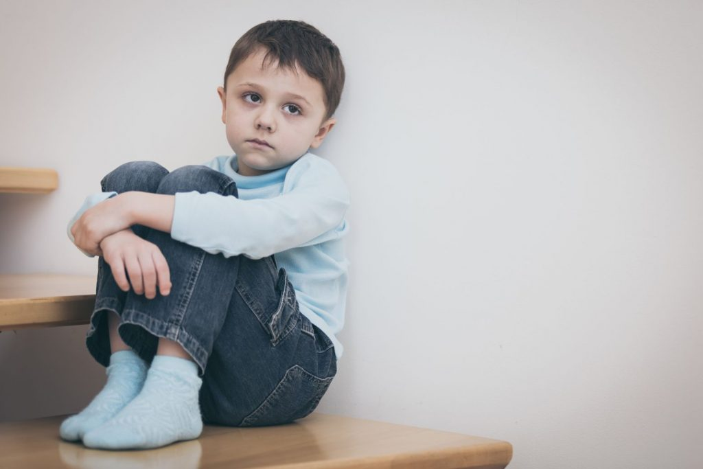 crianca portadora do transtorno do esectro autista